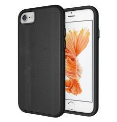 Carcasa iPhone SE 2020 / 8 / 7 Eiger North Case Black (shock resistant)