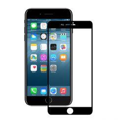 Folie iPhone 8 plus / 7 plus / 6s plus Eiger Sticla 3D Edge to Edge Clear Black