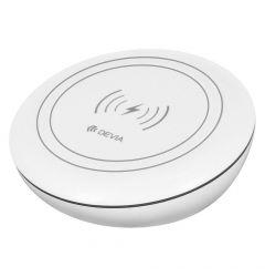 Incarcator Wireless Inductive Fast Devia White