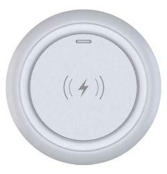 Incarcator Wireless Allen Ultra-thin Devia White