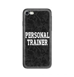 Husa iPhone SE 2020 / 8 / 7 Lemontti Silicon Art Personal Trainer