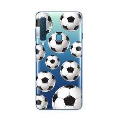 Husa Samsung Galaxy A9 (2018) Lemontti Silicon Art Football