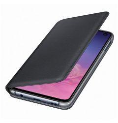 Husa Samsung Galaxy S10e G970 Samsung Book Led View Black