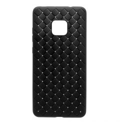 Carcasa Huawei Mate 20 Pro Devia Woven Soft Black
