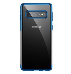 Husa Samsung Galaxy S10 Plus G975 Baseus Silicon Shining Blue
