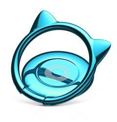 Suport Baseus Cat Ear Ring Bracket Blue