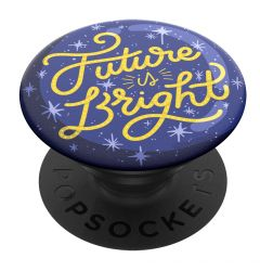 Suport Popsockets PopGrip Stand Adeziv Future is Bright