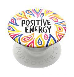 Suport Popsockets PopGrip Stand Adeziv Positive Energy