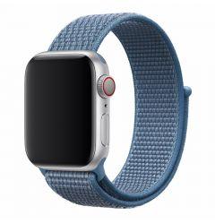 Curea Apple Watch 4 42mm / 44mm Devia Deluxe Series Sport 3 Cape Cod Blue