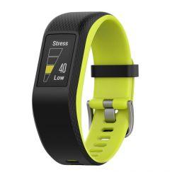 Garmin Bratara Fitness Vivosport Limelight, Large, GPS