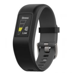 Garmin Bratara Fitness Vivosport Small/Medium, GPS, Slate