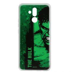 Husa Huawei Mate 20 Lite Marvel Silicon Hulk 001 Green