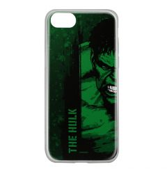 Husa iPhone SE 2020 / 8 / 7 Marvel Silicon Hulk 001 Green