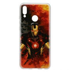Husa Huawei P20 Lite Marvel Silicon Iron Man 003