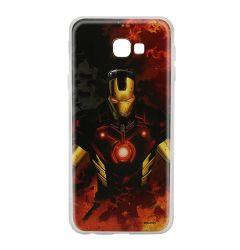 Husa Samsung Galaxy J4 Plus Marvel Silicon Iron Man 003