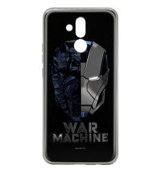 Husa Huawei Mate 20 Lite Marvel Silicon War Machine 001 Silver