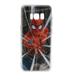 Husa Samsung Galaxy S8 G950 Marvel Silicon Spider-Man 008
