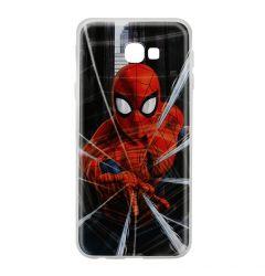 Husa Samsung Galaxy J4 Plus Marvel Silicon Spider-Man 008