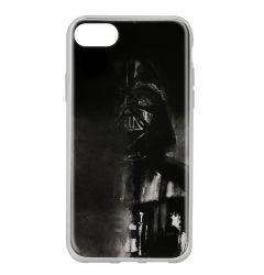 Husa iPhone SE 2020 / 8 / 7 Star Wars Silicon Darth Vader 004 Black