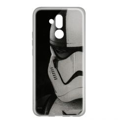 Husa Huawei Mate 20 Lite Star Wars Silicon Stormtrooper 001 Gray