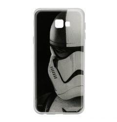 Husa Samsung Galaxy J4 Plus Star Wars Silicon Stormtrooper 001 Gray