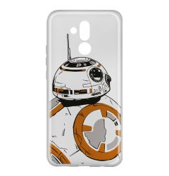 Husa Huawei Mate 20 Lite Star Wars Silicon BB-8 009 Clear