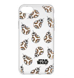 Husa iPhone SE 2020 / 8 / 7 Star Wars Silicon BB-8 004 Clear