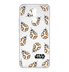 Husa Huawei Mate 20 Lite Star Wars Silicon BB-8 004 Clear