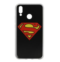 Husa Huawei P20 Lite DC Comics Silicon Superman 002 Black