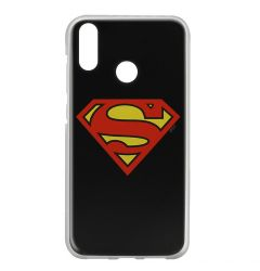 Husa Huawei P Smart (2019) / Honor 10 Lite DC Comics Silicon Superman 002 Black