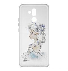 Husa Huawei Mate 20 Lite Disney Silicon Elsa 010 Clear