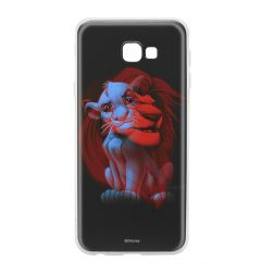 Husa Samsung Galaxy J4 Plus Disney Silicon Simba and Friends 001 Black