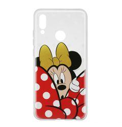 Husa Huawei P20 Lite Disney Silicon Minnie 015 Clear