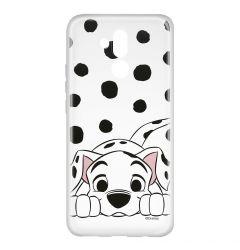 Husa Huawei Mate 20 Lite Disney Silicon Dalmatian 004 Clear