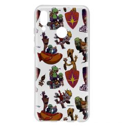 Husa Huawei P20 Lite Marvel Silicon Guardians of the Galaxy 007 Clear