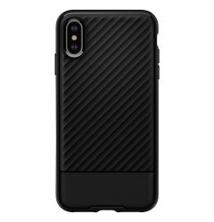 Husa iPhone XS / X Spigen Core Armor Black
