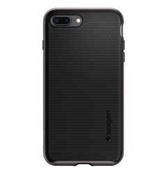 Husa iPhone 8 Plus / 7 Plus Spigen Neo Hybrid 2 Gunmetal