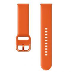 Samsung Curea din Silicon Watch Active Sport Orange