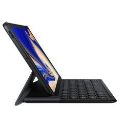 Husa Tableta Samsung Galaxy Tab S4 10.5 inch Samsung Keyboard Cover Black