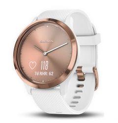 Smartwatch Garmin Vivomove Sport Rose Gold / White HR