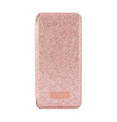 Husa Samsung Galaxy S10 G973 Ted Baker Book Glitsyy Mirror Folio Rose Gold