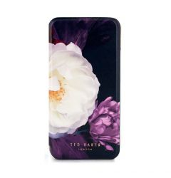 Husa iPhone XS / X Ted Baker Book Folio Mirror Blushing Bouquet