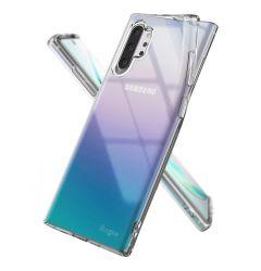 Husa Samsung Galaxy Note 10 Plus Ringke Silicon Air Transparent