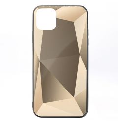 Carcasa iPhone 11 Pro Meleovo Glass Diamond Gray