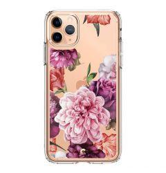Husa iPhone 11 Pro Spigen Ciel Cecile Rose Floral