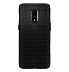 Husa OnePlus 7 Spigen Liquid Air Black