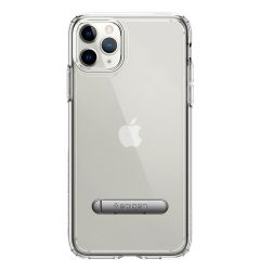 Husa iPhone 11 Pro Spigen Ultra Hybrid ''S'' Crystal Clear