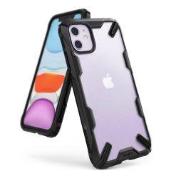 Husa iPhone 11 Ringke Fusion X Negru