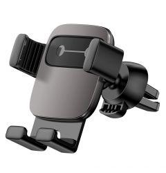 Suport Baseus Auto Cube Gravity Black