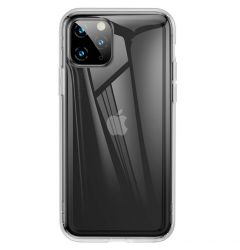 Husa iPhone 11 Pro Baseus Safety Airbags Clear